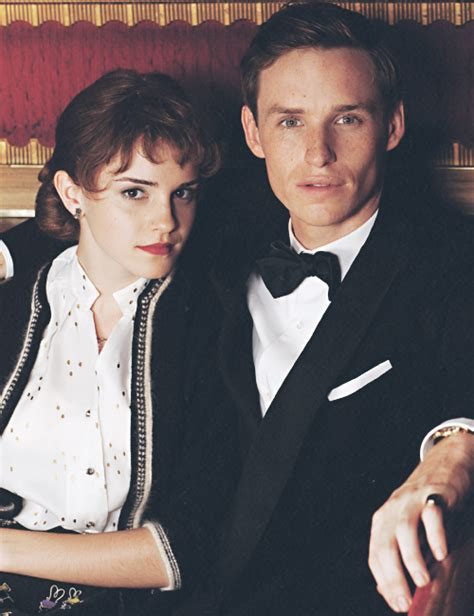 emma watson pinky ring fascinated by eddie redmayne s upper lip
