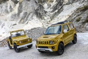 Suzuki Jimny Shinsei vs LJ20   Indian Autos blog