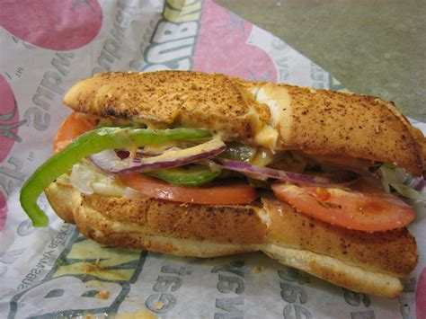 Subway Mat by Subway Removes Mat Ingredient From Its Bread Grist