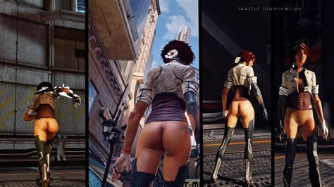 Dying Light Nude Photo Sexy Girls