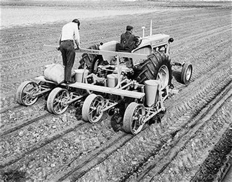 Henry Blair Corn Planter by Henry Blair Was The Only Inventor To Be Identified In The
