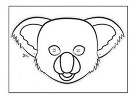 printable possum mask possum magic mask template found at http www scool