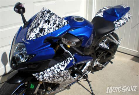 Suzuki Snow Bike Motoskinz Wrap That Rascal