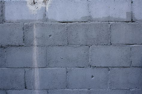 grey painted concrete wall concrete cinder block wall painted gray texture picture free
