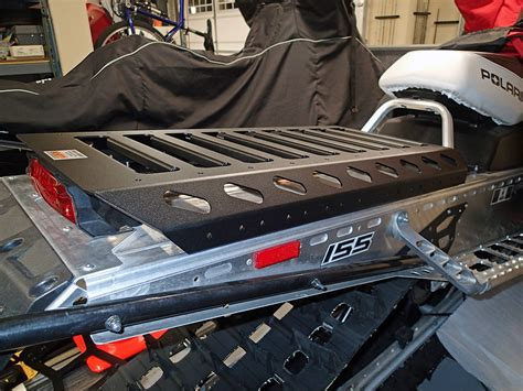 Snowmobile Rack For by Up Technologies Pro Series Snowmobile Cargo Rack