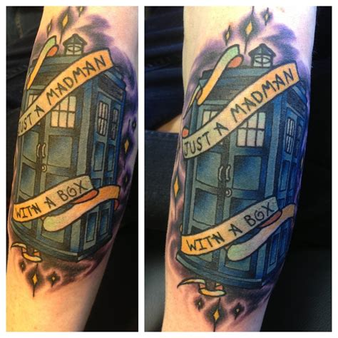 tattoo doctor collection of 25 doctor who