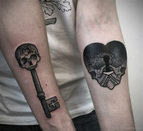 key tattoo gallery key and lock tattoos tattoo collections