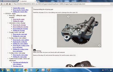 Ducati Hyperstrada 2013 Workshop Manual 2019 Ebook Library
