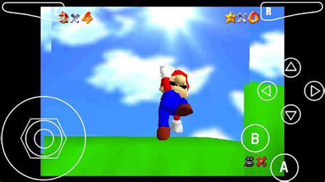 nintendo 64 emulator android n64 emulator apk