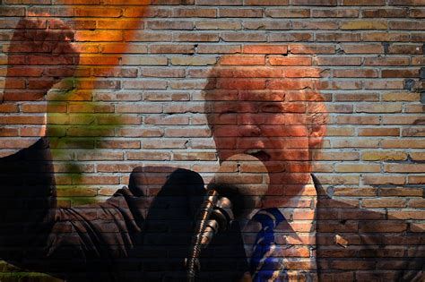 trump china north korea trump china two opposing sides of a pole impacting the