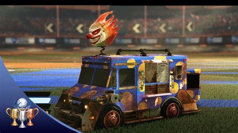 Car Types In Rocket League by Rocket League How To Unlock Sweet Tooth Battle Car