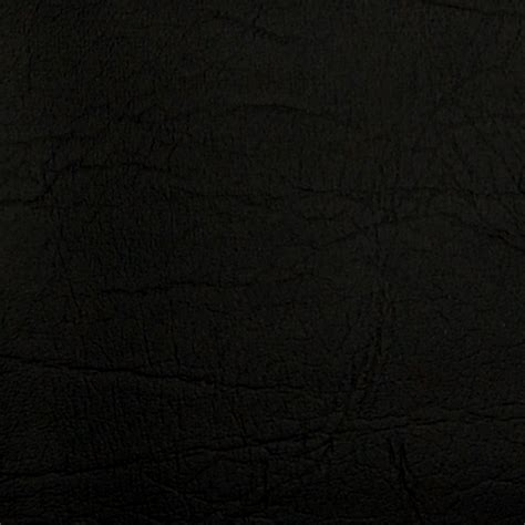 Black Vinyl Upholstery Fabric by Oxen Jet Black Vinyl Upholstery Fabric