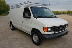 2003 Ford Econoline 2003 Ford Econoline E150 Cargo V6 Only 65k