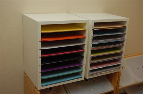 Paper Craft Storage - craft paper storage by robert kimmell lumberjocks