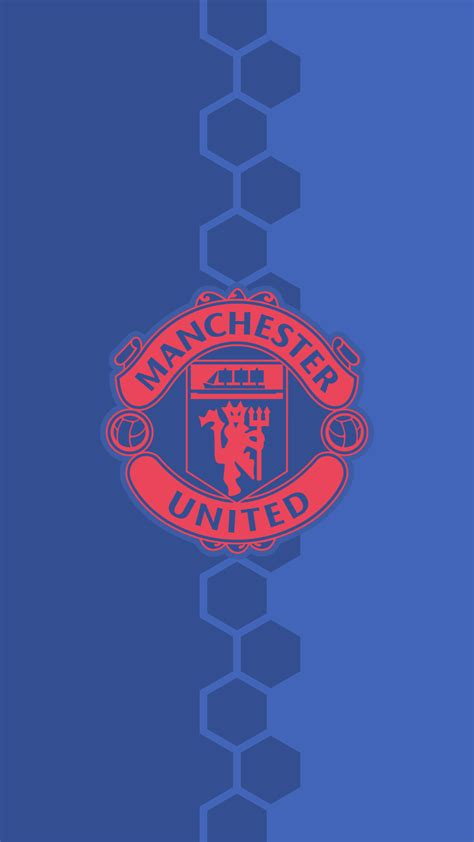 man utd themes for iphone 4 download manchester united blue wallpaper gallery