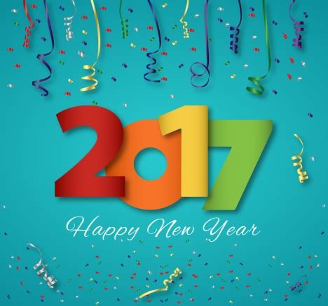 new year design 2017 numbers images search