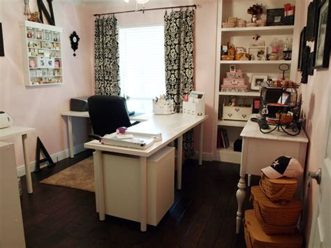 Home Office Craft Room Design Nancy S Craft Studio