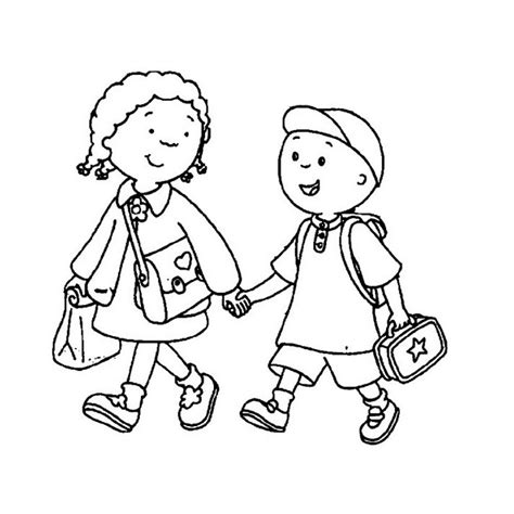 dibujos niños jugando para imprimir escuela para colorear pintar e imprimir