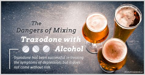 Trazodone While Doing Adderall Detox by The Dangers Of Mixing Trazadone With