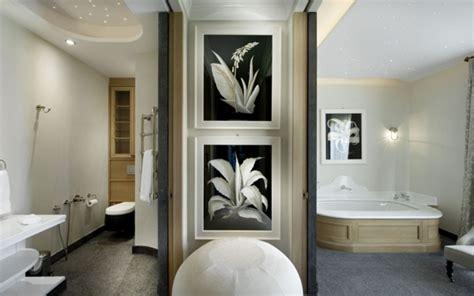 badezimmer deko zum aufhängen baddeko dezente doch charaktervolle deko ideen