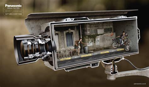 Foto Cctv panasonic hd cctv anuncio c 225 maras de seguridad