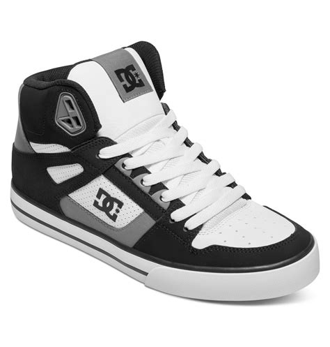 dc high top shoes for dc shoes spartan wc high top shoes 302523 ebay