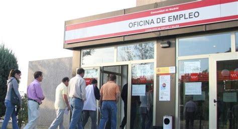 oficina de paro desempleo unos datos que no decepcionan eleconomista es