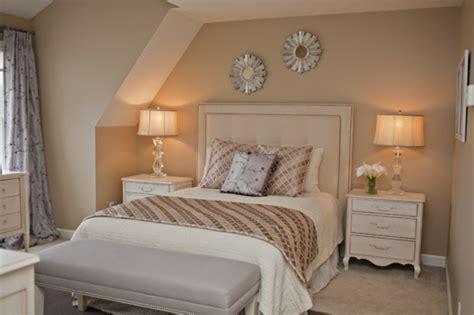 Beige Wandfarbe Schlafzimmer by 30 Atemberaubende Schlafzimmer Farbideen Archzine Net