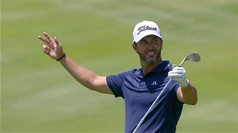 scott piercy golf swing nedbank golf challenge 2015 round 2 scott piercy eagle