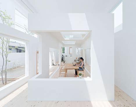 n house 藤本壮介の設計による入れ子の住宅 house n designote