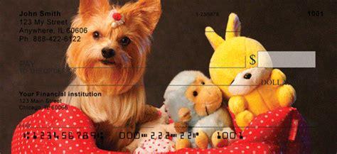 yorkie checks yorkie checks terrier personal checks at yorkiechecks