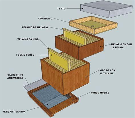 cassetta per apicoltori apicoltura attrezzatura di allevamento