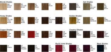 redken shades color chart shades eq color swatches brown hairs