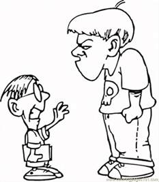 anti bullying color anti bullying coloring pages coloring home