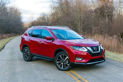 nissan awd sedan 2017 nissan rogue sl awd review the miata of crossovers