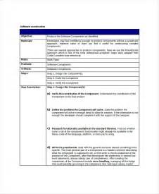 scope document template 8 project scope templates free pdf word documents