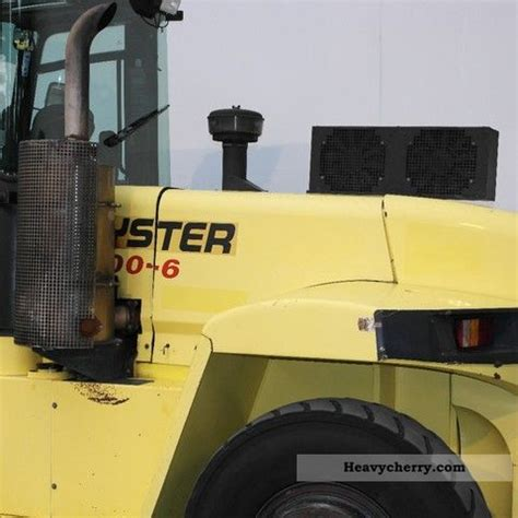 Sadum Semi 4 hyster h16 00xm 6 2005 front mounted forklift truck photo and specs