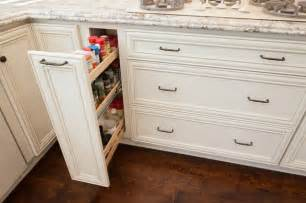 Kitchen Cabinet And Drawer Organizers by White Kitchen