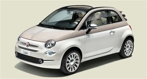 Fiat 500 Edition by Limited Edition Fiat 500 Sessantesimo Is All About Celebrating