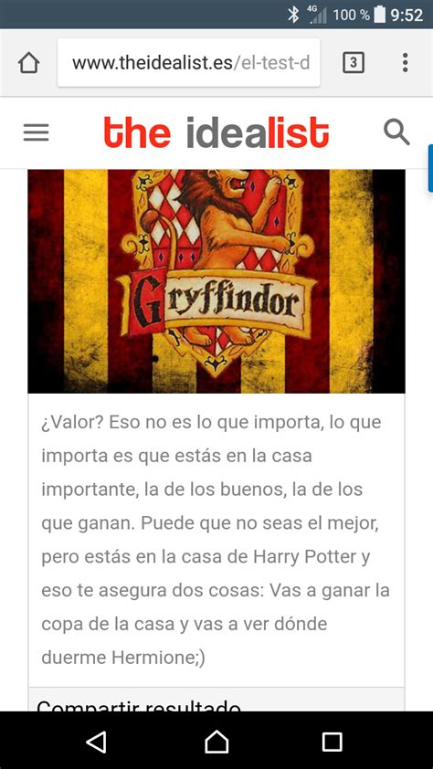 test harry potter casa test de harry potter casa otras ideas de imagen de
