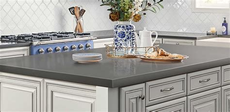 kitchen grey quartz countertops antique white kitchen cabinet with countertop surprising home