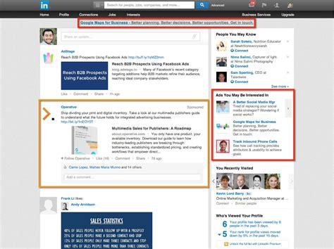 Linkedin Ontarget Interactive Linkedin Ad Template