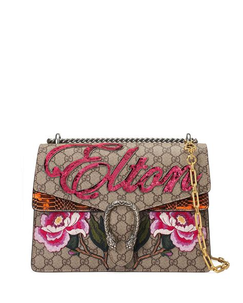 Field Designs Shoes And Clutch For Payless Catwalk by Gucci Summer 2017 Bag Collection Spotted Fashion