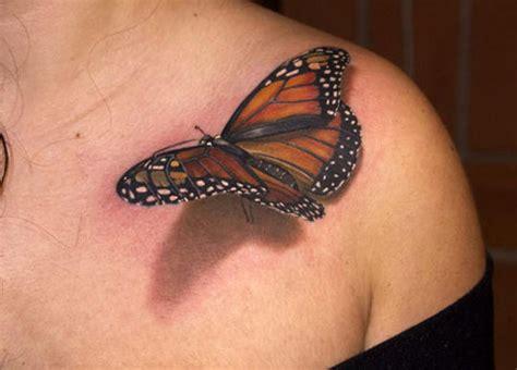 tattoo 3d schmetterling 3d butterfly tattoo dailypicdump
