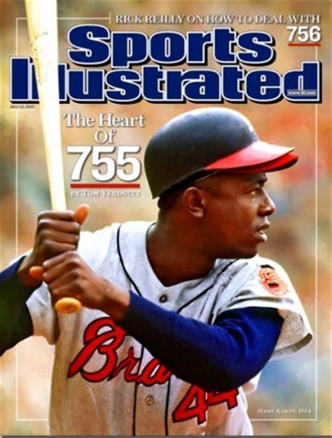 hank aaron home run king portrait of a generation