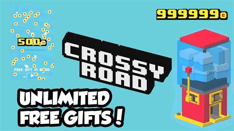 how to get free stuff on crossy road how to get free unlimited disney crossy road free gifts