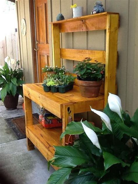 building a potting bench build a potting bench this spring articles