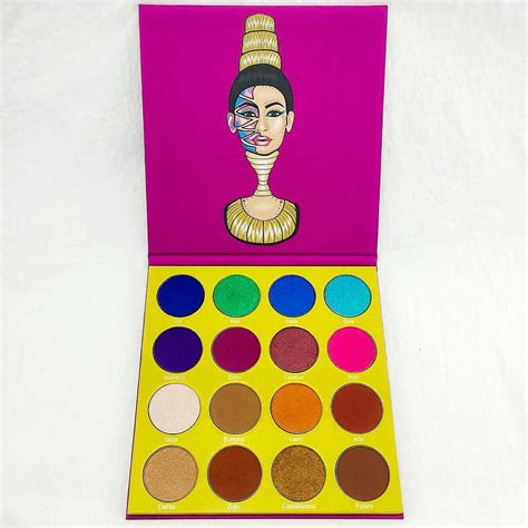 Eyeshadow Juvia S Place juvia s place the masquerade eyeshadow palette is now