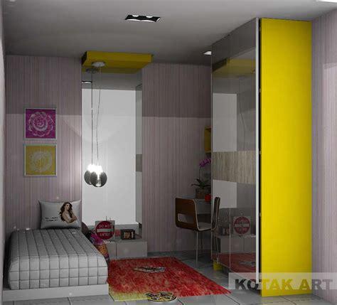 desain kamar sempit kamar tidur untuk remaja kotak interior and furniture