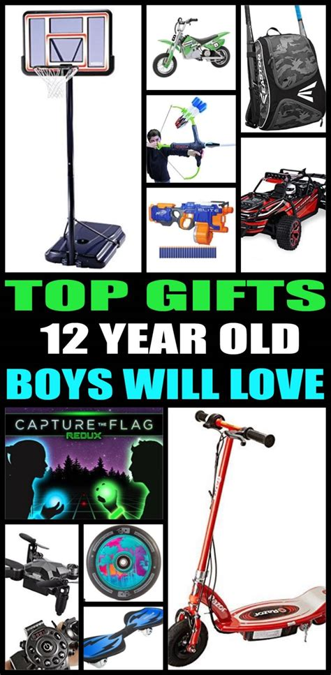 best christmas gifts for 12 yr old boy christmas decore